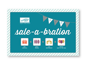 Sale-a-bration cat 2013